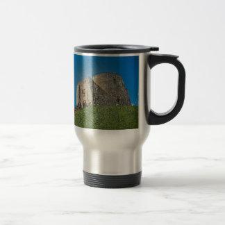 York, Cliffords tower in plastic Travel Mug
