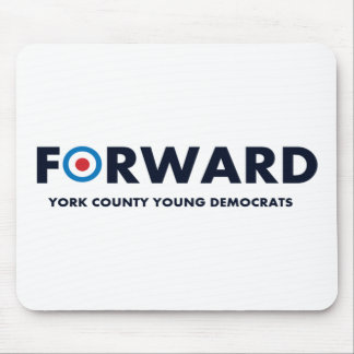York County Young Democrats Mouse Pad