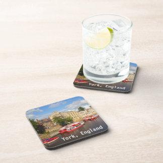 York, England, various gifts Beverage Coaster