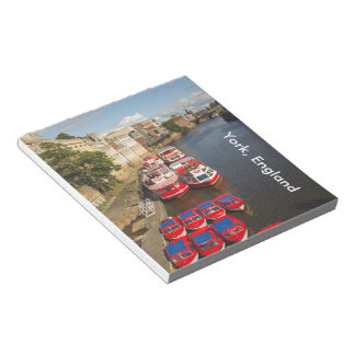 York, England, various gifts Note Pad