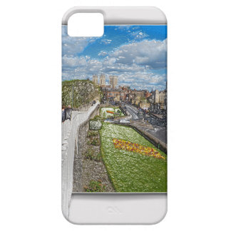 York from the city wall iPhone SE/5/5s case