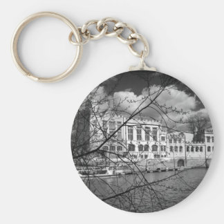 York Guildhall on the river Ouse Key Chains