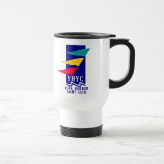 York Harbor Yacht Club 15 Oz Stainless Steel Travel Mug