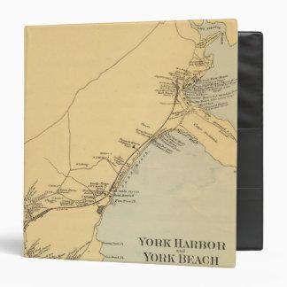 York Harbor, York Beach Binder