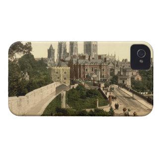 York I, Yorkshire, England iPhone 4 Case-Mate Case