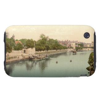 York II Yorkshire Inglaterra iPhone 3 Tough Cobertura