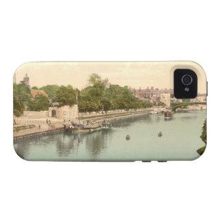 York II Yorkshire Inglaterra iPhone 4/4S Carcasas