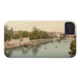 York II Yorkshire Inglaterra Case-Mate iPhone 4 Protectores