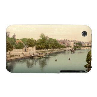 York II Yorkshire Inglaterra iPhone 3 Case-Mate Cobertura