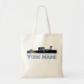 York Maine. Budget Tote Bag
