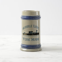 York Maine. Beer Stein