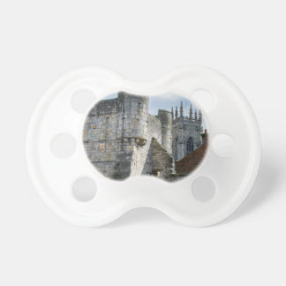 York Minster and Bootham Bar Pacifier