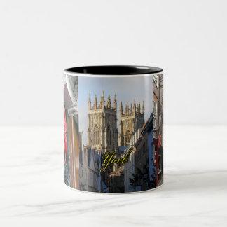 York Minster England Coffee Mug