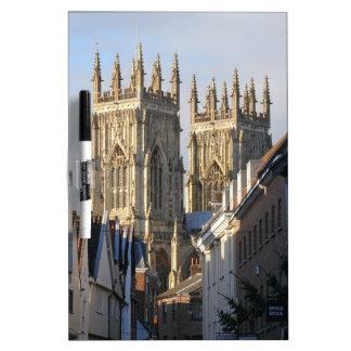 York Minster England Dry Erase Whiteboards