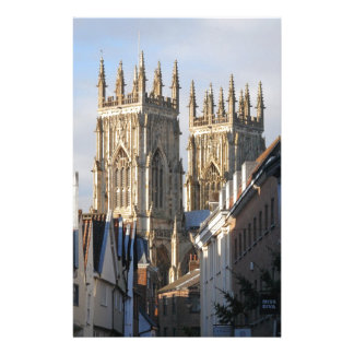 York Minster England Stationery