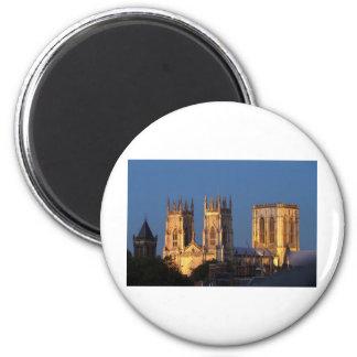 York Minster Fridge Magnets