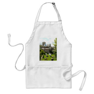 York Minster from York City Walls Adult Apron