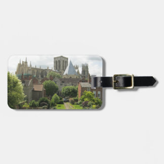 York Minster in the Morning Bag Tag