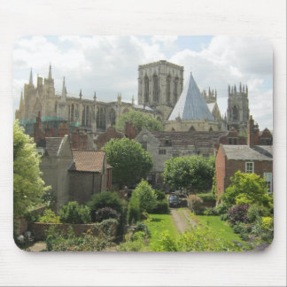 York Minster in the Morning Mouse Pad