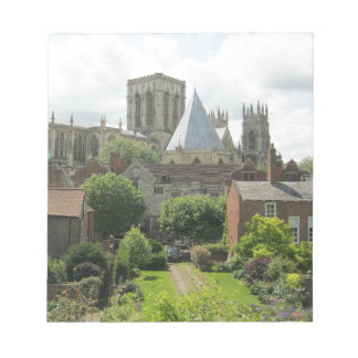 York Minster in the Morning Note Pad