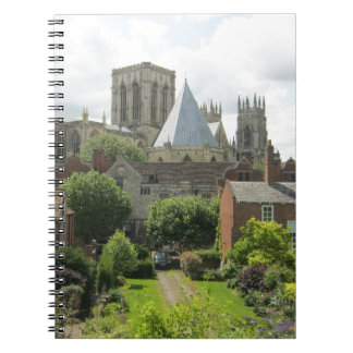 York Minster in the Morning Notebook