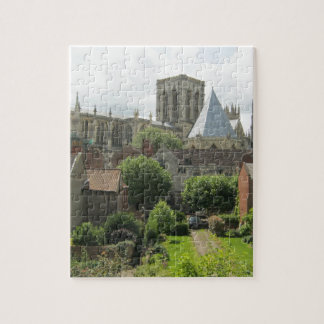 York Minster in the Morning Puzzle