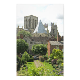 York Minster in the Morning Stationery