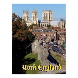 York Minster Post Cards