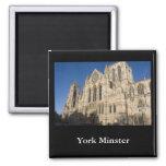 York Minster Refrigerator Magnet