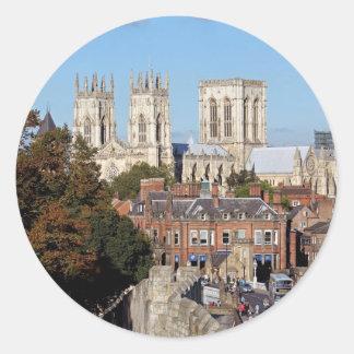 York Minster Sticker