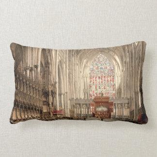 York Minster, York, Yorkshire, England Throw Pillows