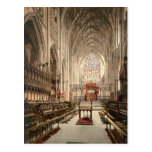 York Minster, York, Yorkshire, England Postcard