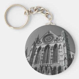 York Minster, Yorkshire, England Key Chain