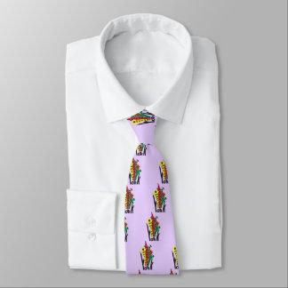 York one neck tie