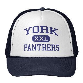 York - panteras - joven - Thornton Colorado Gorros