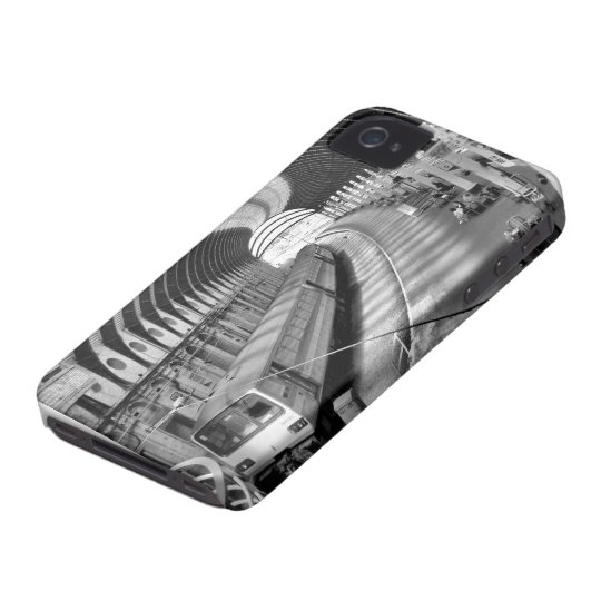 York Railway Station iPhone 4 Cover