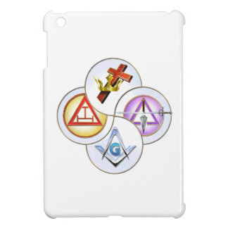 York Rite Digital Pinwheel iPad Mini Covers