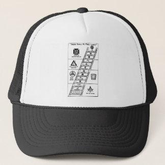 York Rite Ladder Trucker Hat