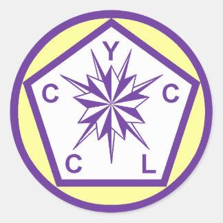 York Rite Sovereign College Sticker