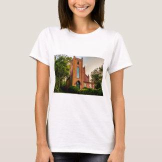york south carolina white rose city historic count T-Shirt