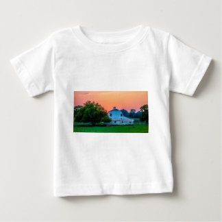 york south carolina white rose city small town baby T-Shirt