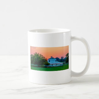 york south carolina white rose city small town classic white coffee mug