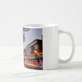 york south carolina white rose city small town cou classic white coffee mug