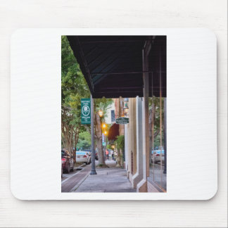 york south carolina white rose city small town cou mouse pad
