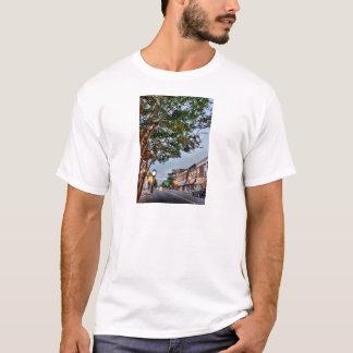 york south carolina white rose city small town cou T-Shirt