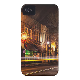 york south carolinawhite rose city christmas light iPhone 4 cover