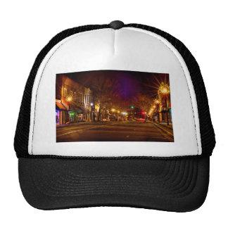 york south carolinawhite rose city christmas trucker hat