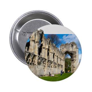 York St Marys Abby Badges