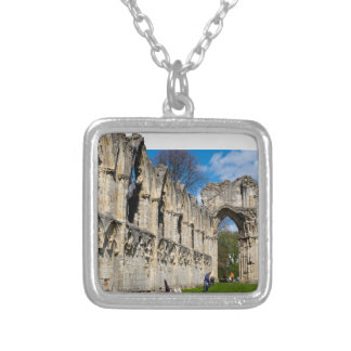 York St Marys Abby Personalized Necklace