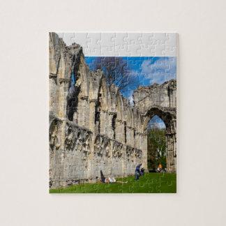 York St Marys Abby Puzzle